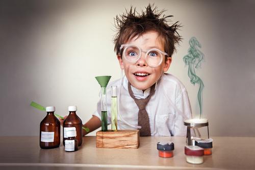 ערכות מדע לילדים