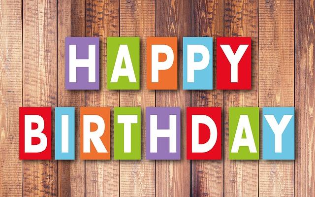 ברכות יום הולדת