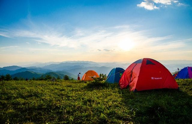 כך תבחרו אוהלים לקמפינג