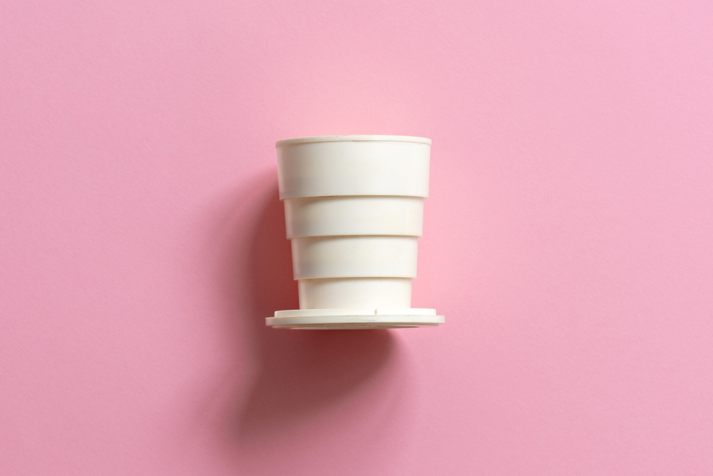 כוס מתקפלת רב פעמית