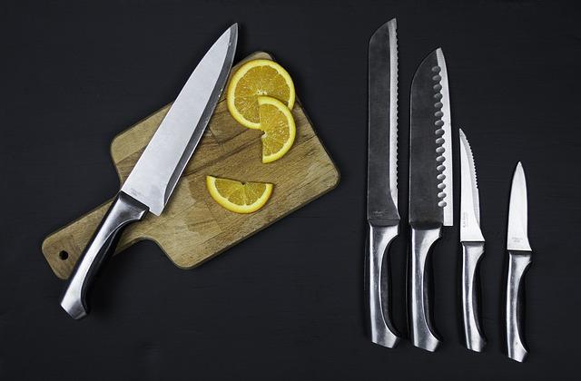 מארז סכיני שף לחובבי מטבח