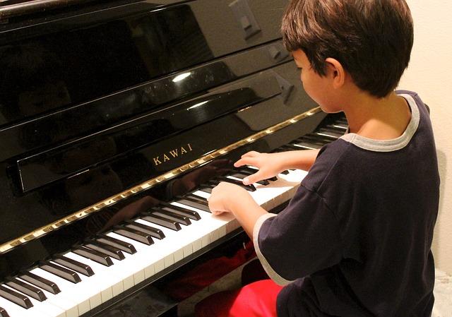 פסנתר למתחילים